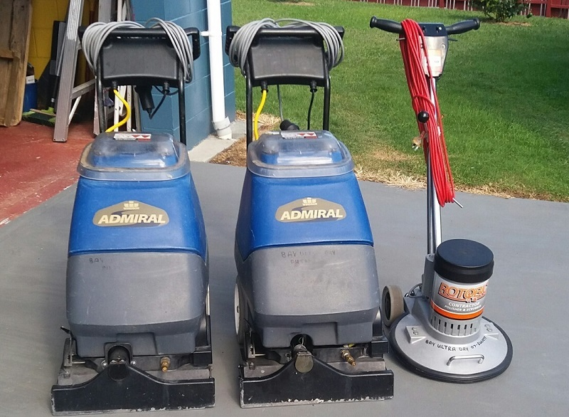 Bay Ultra Dry Carpet Cleaning and Flood Restoration equipment